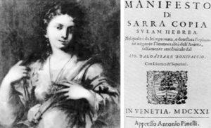 Sara Copio Sullam and her Manifesto