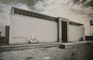 Austrian Pavilion at the Giardini della Biennale, Venice