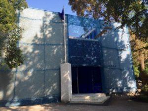 Holland Pavilion by Gerrit Rietveld at Giardini della Biennale, Venice