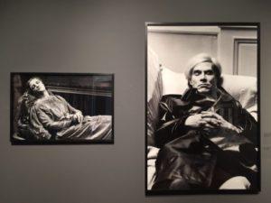 Helmut Newton at Casa dei Tre Oci
