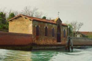 San Giacomo in Paludo in the Venetian Lagoon
