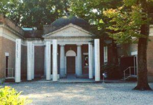 United States Pavilion to the Giardini della Biennale, Venice
