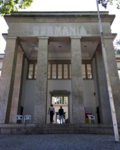 German Pavilion at the Giardini della Biennale, Venice