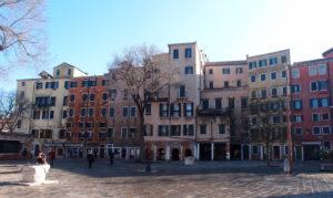Campo del Gheto Novo, Venice
