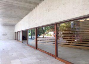 the Nordic pavilion at the Venice Biennale